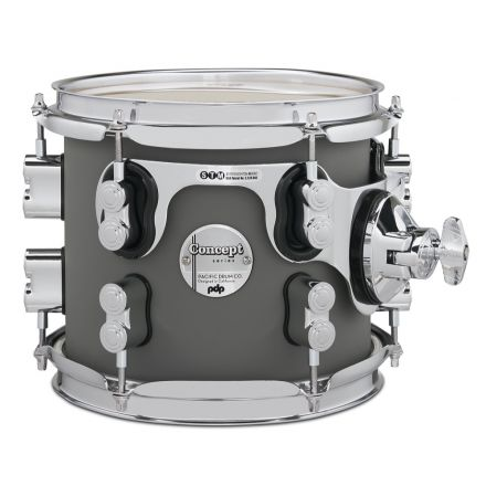 PDP Concept Maple 8x7 Tom - Satin Pewter