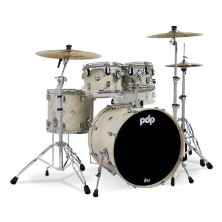 PDP Concept Maple 5pc Drum Set - Twisted Ivory