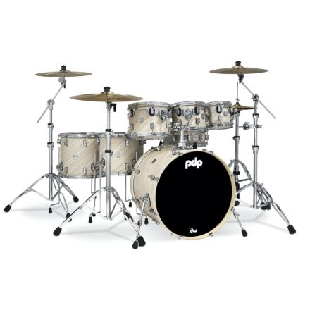 PDP Concept Maple 7pc Drum Set - Twisted Ivory
