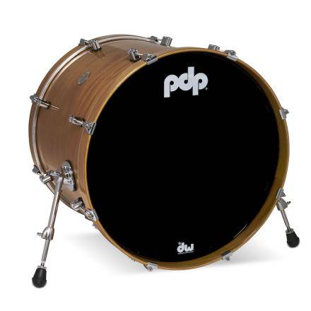 PDP Concept Exotic Bass Drum 22x18 Honey Mahogany