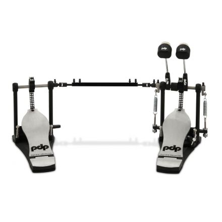 PDP 800 Series Double Bass Drum Pedal with Double Chain
