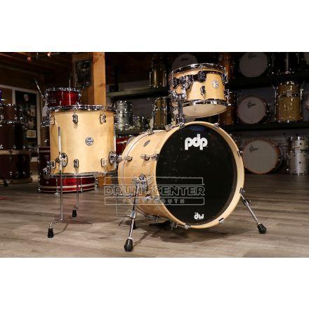 PDP Concept Maple 3pc Bop Drum Set - Natural