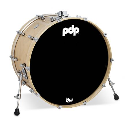 PDP Concept Maple Bass Drum 24x14 Natural