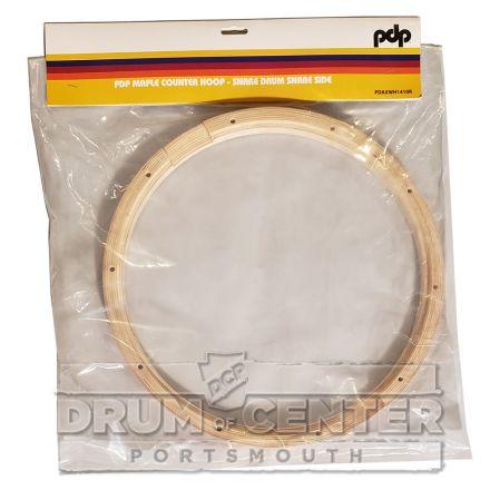 PDP 14 Inch 10 Lug Snare Wood Hoop, Resonant Side