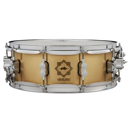 PDP Concept Select 3mm Bell Bronze Snare Drum - 14x5