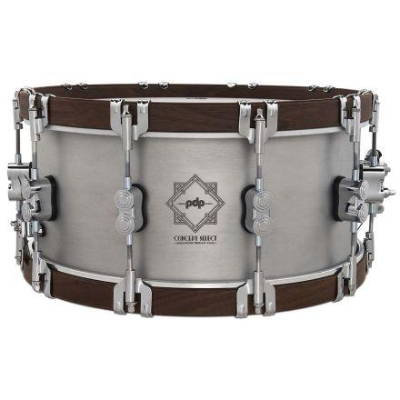 PDP Concept Select Snare Drum 14x6.5 3mm Aluminum
