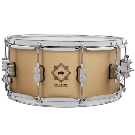 PDP Concept Select Snare Drum 14x6.5 3mm Bell Bronze