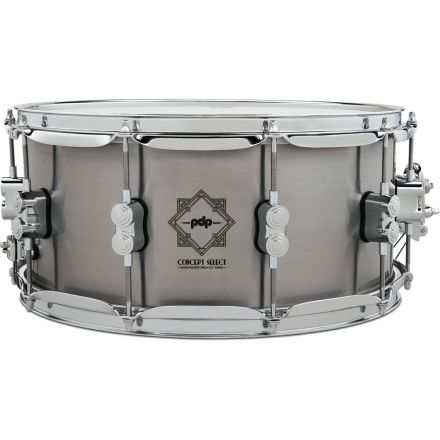 PDP Concept Select Snare Drum 14x6.5 3mm Steel