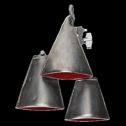 Gon Bops Bells : Pete Engelhart : 3 Bell Triangle