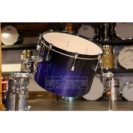 Pearl Decade Maple 20x14 Gong Bass Drum - Kobalt Blue Fade