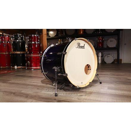 Pearl Decade Maple 18x14 Bass Drum - Kobalt Blue Fade