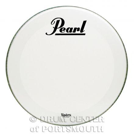 "Pearl Powerstroke 3 Bass Drum Logo Head Coated 22"""