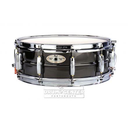 Pearl Sensitone Elite Nickel over Brass Snare Drum - 14x5