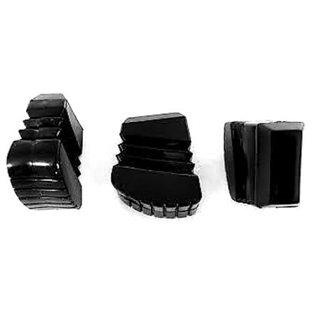 Pearl Rubber Feet 3-Pack