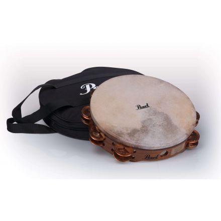 """Pearl Orchestral Tambourines : Beryllium Copper/Phosphor Bronze 10"""""""