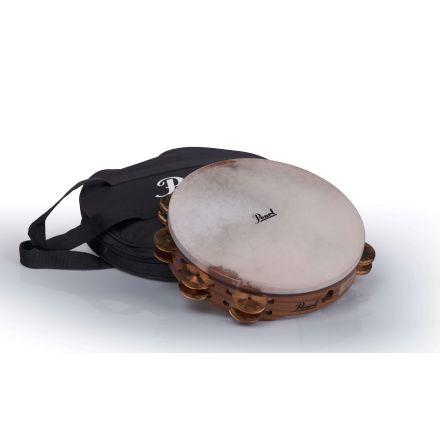 """Pearl Orchestral Tambourines : Beryllium Copper 10"""""""