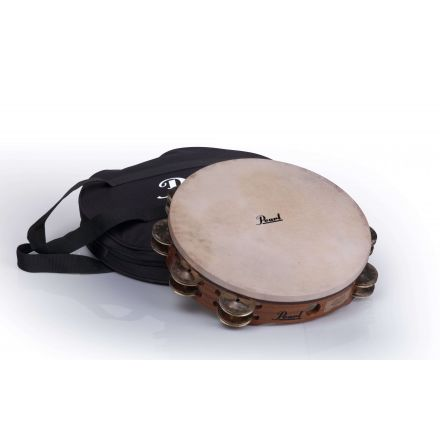 """Pearl Orchestral Tambourines : German Silver 10"""""""