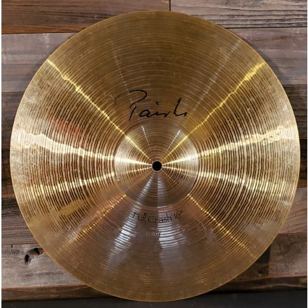 Used Paiste Signature Full Crash Cymbal 16
