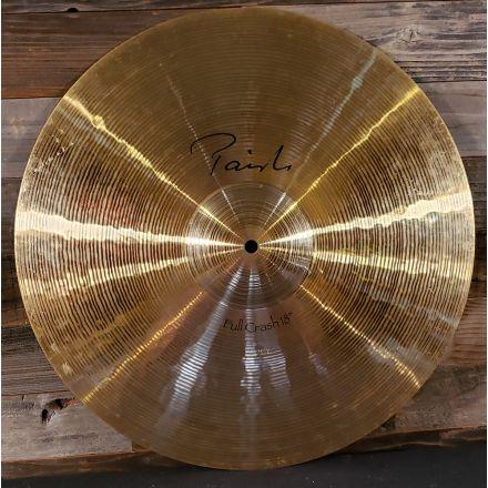 Used Paiste Signature Full Crash Cymbal 18