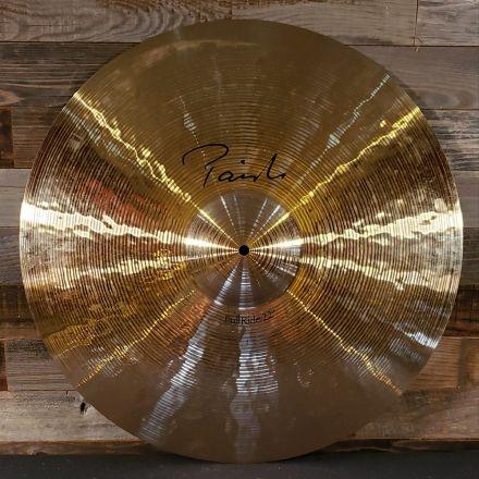 Used Paiste Signature Full Ride Cymbal 22
