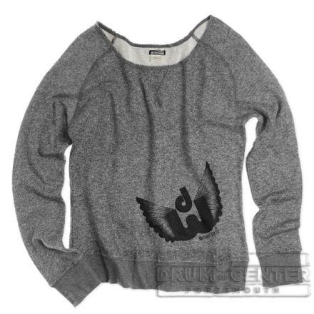 DW Wearables: Wing Logo, Women'S Pullover, Medium