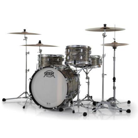 Pearl President Series Deluxe 3pc Drum Set - 20/12/14 - Desert Ripple