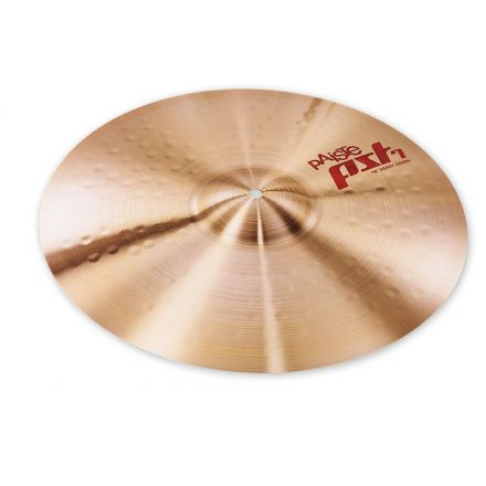 "Paiste PST 7 Heavy Crash Cymbal 18"""
