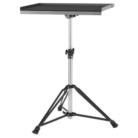 Pearl Aluminum Trap Table with Stand