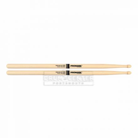 Promark Drum Sticks : Rebound 5B .595 Hickory Acorn Wood Tip