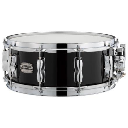 Yamaha Recording Custom Wood Snare Drum 14x5.5 Solid Black