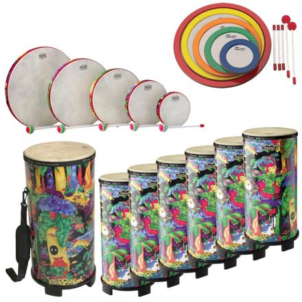 Remo Wellness Percussion Package #4