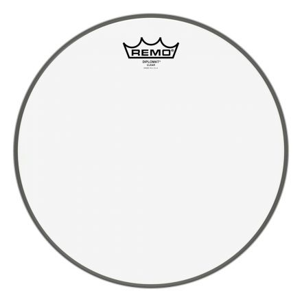 Remo Clear Diplomat 12 Inch Drum Head