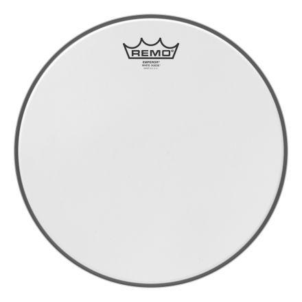 Remo White Suede Emperor 12 Inch Drum Head