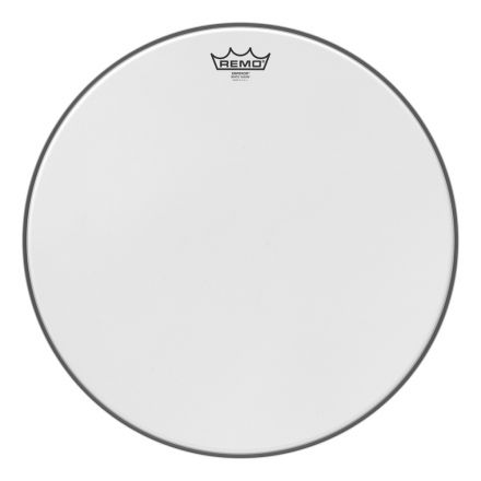 Remo White Suede Emperor 18 Inch Drum Head