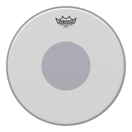 Remo Coated Controlled Sound 14 Inch Drum Head w/Black Dot On Bottom