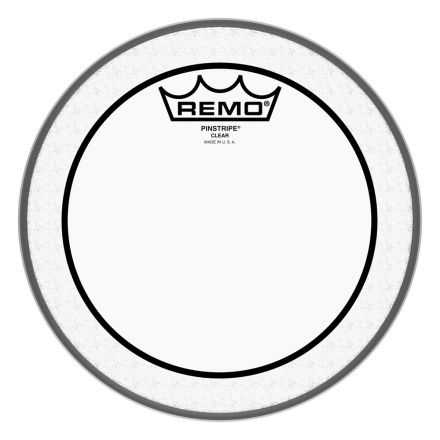 Remo Clear Pinstripe 8 Inch Drum Head