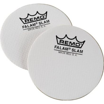 """Remo Kevlar Falam Slam Patch for Bass Drum 2.5"""" 2pack"""