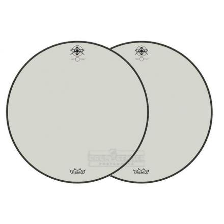 "Dunnett Res-O-Tone Single Ply Drum Head 14"""