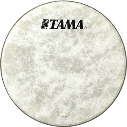 Tama Bass Drum Resonant Head Fiberskyn P3 Diplomat 20 - RF20BMST