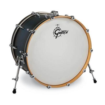 Gretsch Renown Bass Drum 24x14 - Satin Antique Blue Burst