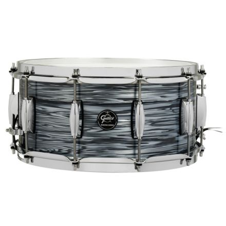 Gretsch Renown Snare Drum : 6.5x14 Silver Oyster Pearl