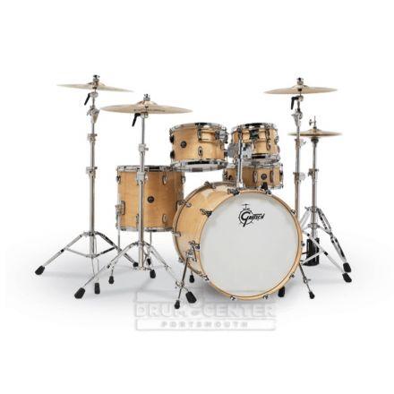 Gretsch Renown Drum Set : 20/10/12/14/5x14 Gloss Natural