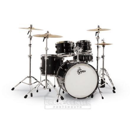 Gretsch Renown Drum Set : 20/10/12/14/5x14 Piano Black