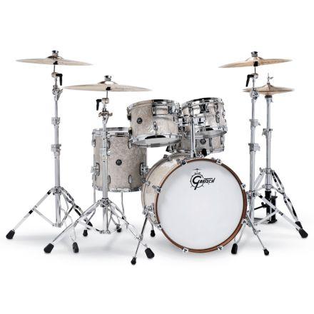 Gretsch Renown Drum Set : 20/10/12/14/14 Vintage Pearl