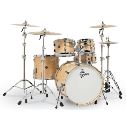 Gretsch Renown 4 Pc Drum Set 22/10/12/16 Gloss Natural