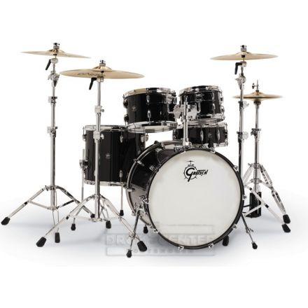 Gretsch Renown 4 Pc Drum Set 22/10/12/16 Piano Black