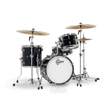 Gretsch Renown 4 Pc Drum Set : 18/12/14/14sn Piano Black