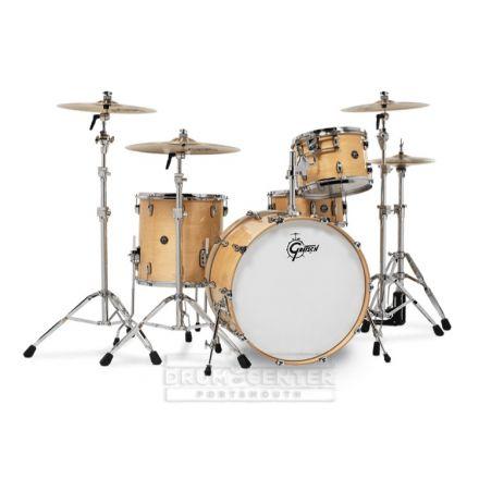 Gretsch Renown Drum Set : 3pc 24/13/16 Gloss Natural