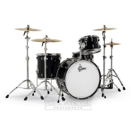 Gretsch Renown Drum Set : 3pc 24/13/16 Piano Black