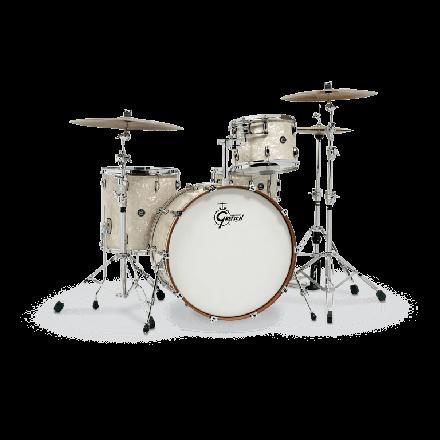 Gretsch Renown Drum Set : 3pc 24/13/16 Vintage Pearl